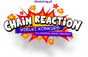 chain reaction logo